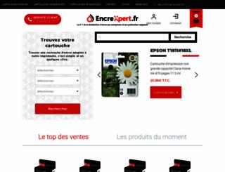 encrexpert.fr screenshot