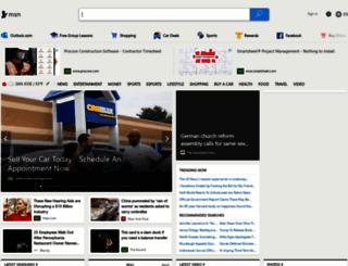 encuentrosmsn.com screenshot