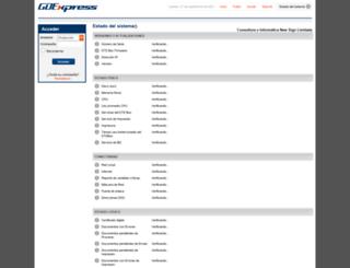 encuestas.aeropuertosantiago.cl screenshot