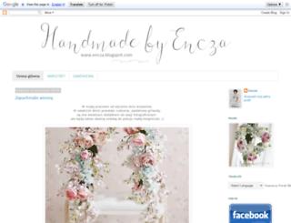 encza.blogspot.com screenshot
