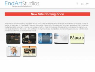 endartstudios.com screenshot