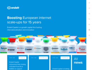 endeit.com screenshot