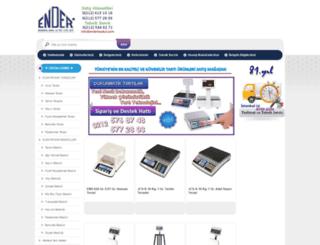 enderbaskul.com screenshot