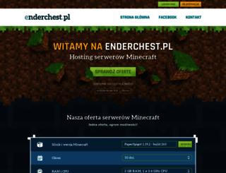 enderchest.pl screenshot