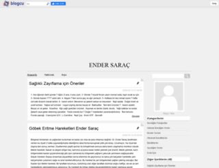 endersarac.blogcu.com screenshot