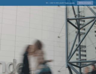 endesa.epreselec.com screenshot