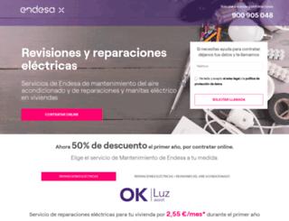 endesaok.com screenshot