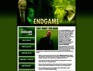 endgamethemovie.com screenshot