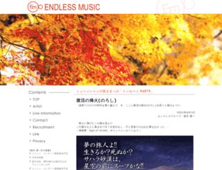 endless-m.com screenshot
