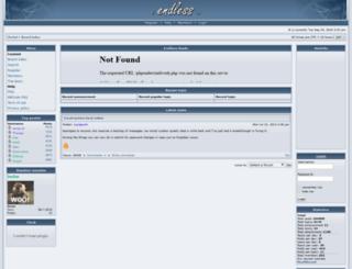 endless-of-amanthul.net screenshot
