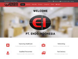 endo.co.id screenshot