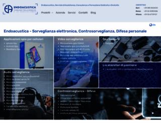 endoacustica.com screenshot