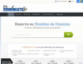 endominiate.com screenshot