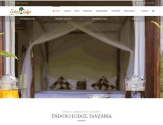 endorolodge.com screenshot