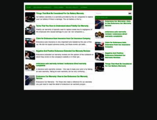 endurancecarwarranty.blogspot.co.id screenshot