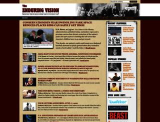 enduringvision.com screenshot