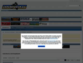 endurojunkie.de screenshot