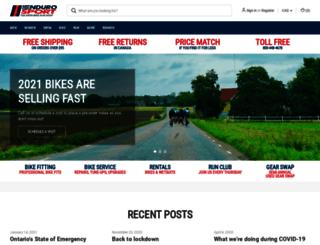 endurosport.com screenshot
