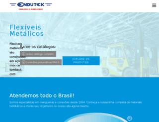 endutek.com.br screenshot
