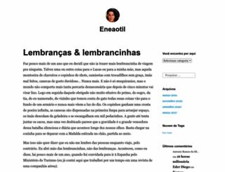 eneaotil.wordpress.com screenshot