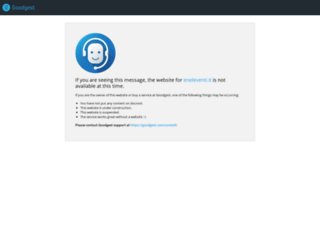 eneleventi.it screenshot