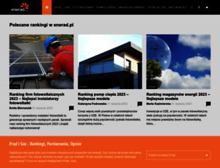 enerad.pl screenshot