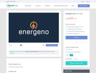 energeno.com screenshot