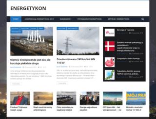 energetykon.pl screenshot