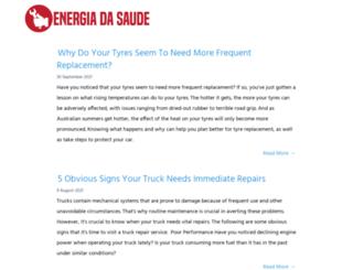 energiadasaude.com screenshot
