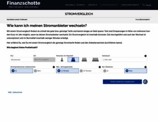 energie-infoportal.de screenshot