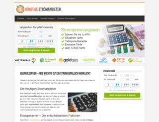 energie-server.de screenshot