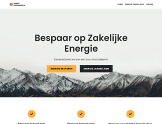 energieondernemer.nl screenshot