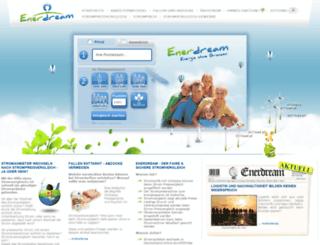 energiepreiswert.com screenshot