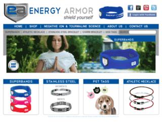 energy-armor.net screenshot