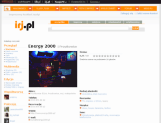 energy.2000.irj.pl screenshot