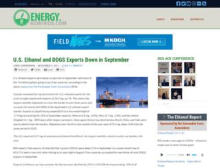 energy.agwired.com screenshot