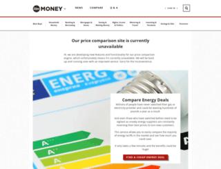 energy.lovemoney.com screenshot