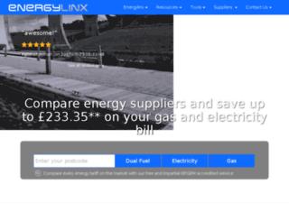 energy.studentbeans.com screenshot