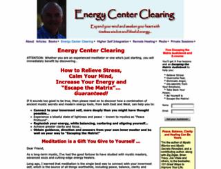 energycenterclearing.com screenshot