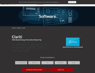 energyclariti.com screenshot