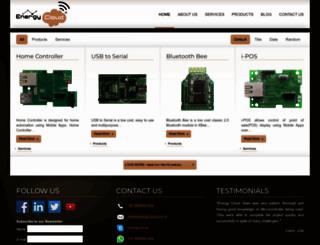 energycloud.co.in screenshot