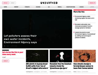 energydesk.greenpeace.org screenshot