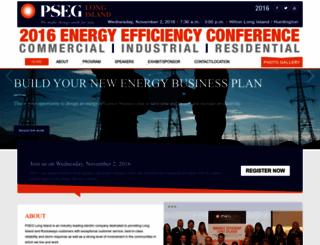 energyefficientli.com screenshot