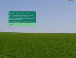 energyfunder.com screenshot