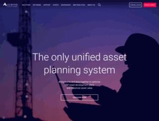energynavigator.com screenshot