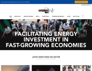 energynet.co.uk screenshot