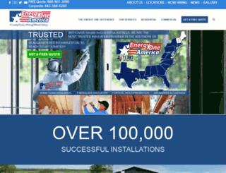 energyoneamerica.com screenshot