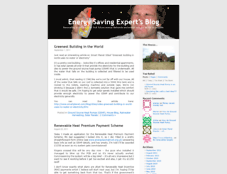 energysavingexpert.wordpress.com screenshot