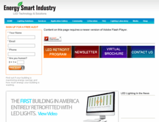 energysmartindustry.com screenshot