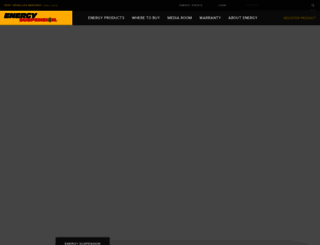energysuspension.com screenshot